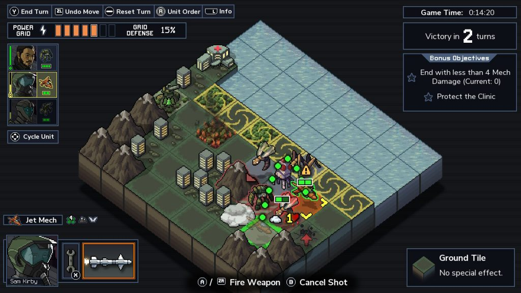 Into the Breach - Switch Version