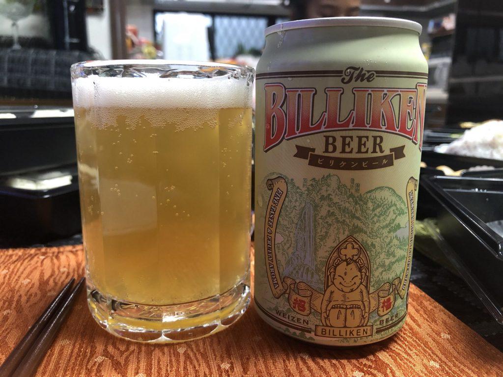 Minoh Beer - Billiken Beer