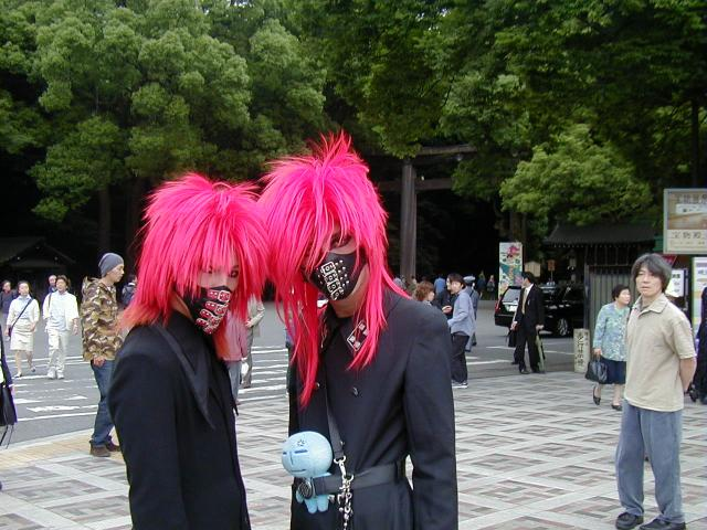 Harajuku Fashion 2002