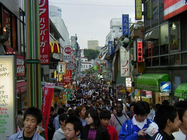 Takeshita Doori 2002